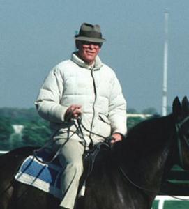 Frank Whitely JR, Racing Royalty