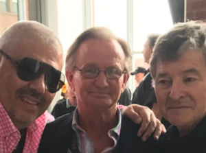 """""""Jonathan Stettin The Pick 6 King talks horses and good times with all time greats Pat Day and Jean Cruguet"""""""