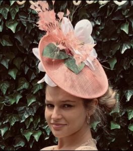 "alt=""Kaitlin Free at Keeneland"""