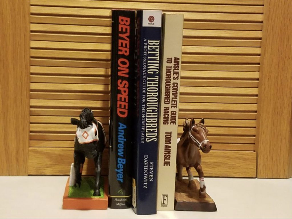 how to read horse betting bookstore