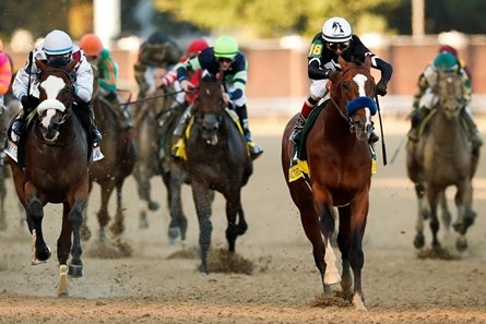 Authentic wins the 146th Kentucky Derby