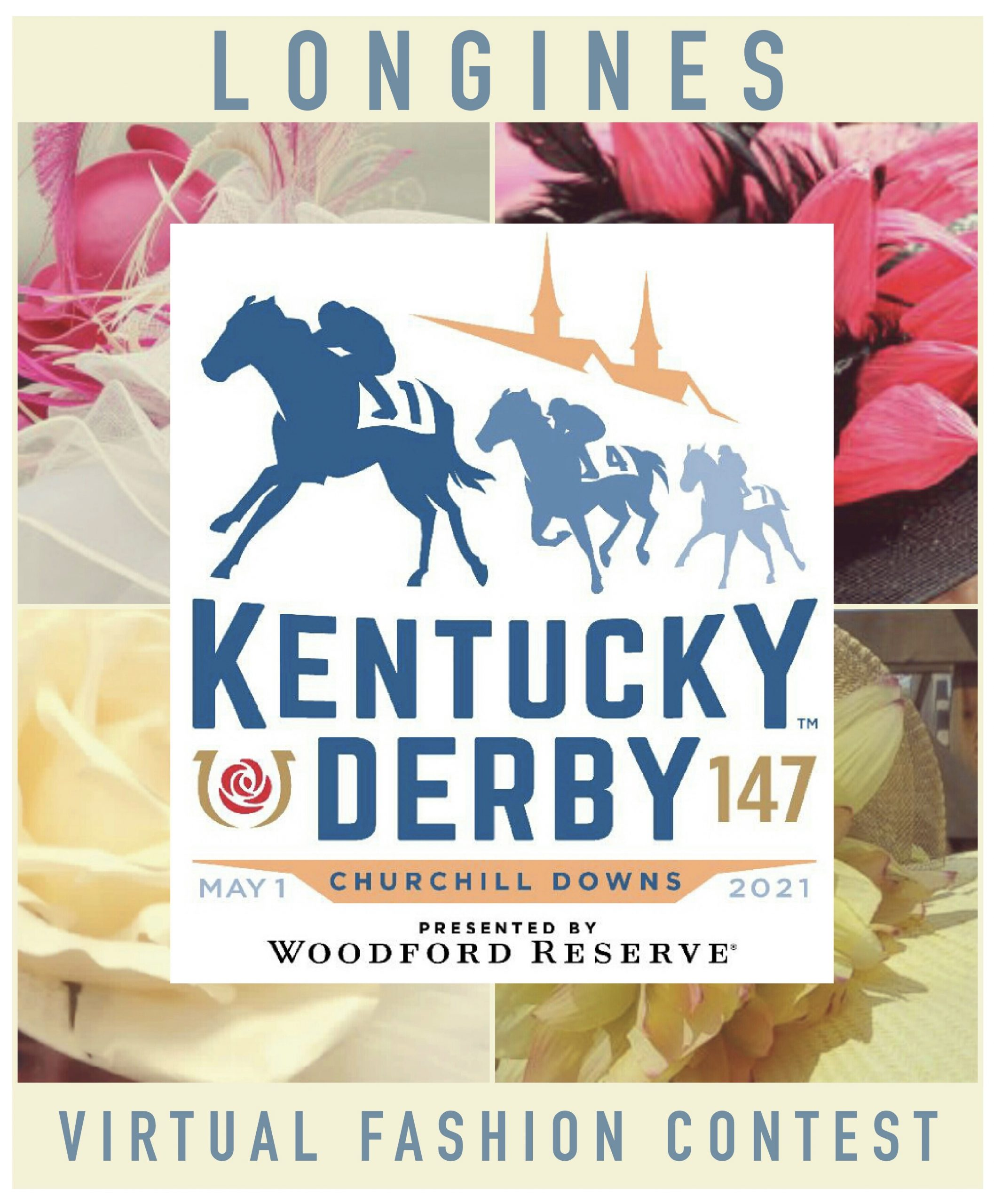 Longines hosts virtual Kentucky Derby Fashion Contest   Past The Wire