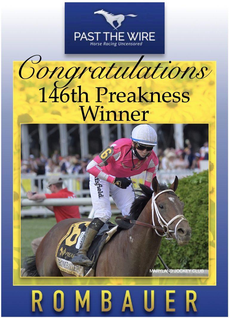 Preakness winner (2)